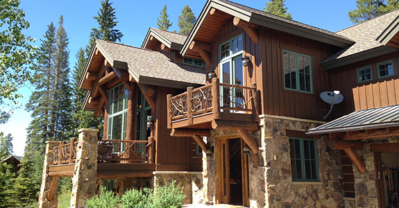 Residential Architect Frisco CO